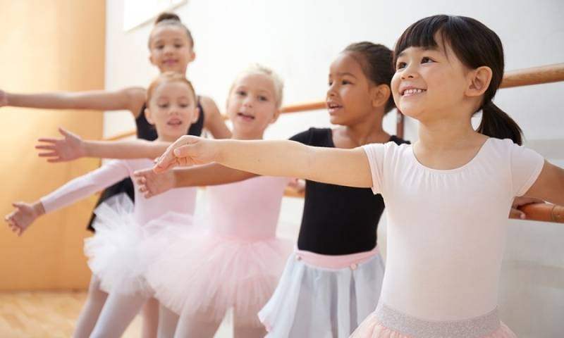 Academia com Aula de Ballet Infantil Campinas - Academia com Aula de Zumba