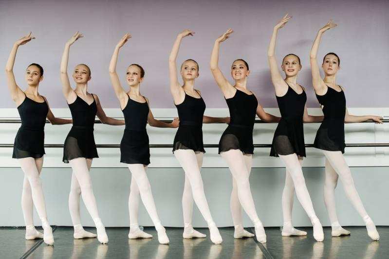 Aula de Ballet Clássico Barão Geraldo - Academia com Aula de Ballet Infantil