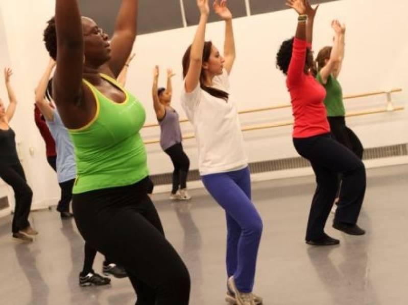 Aula de Dança para Perder Barriga Preço Barão Geraldo - Aula de Dança para Emagrecer