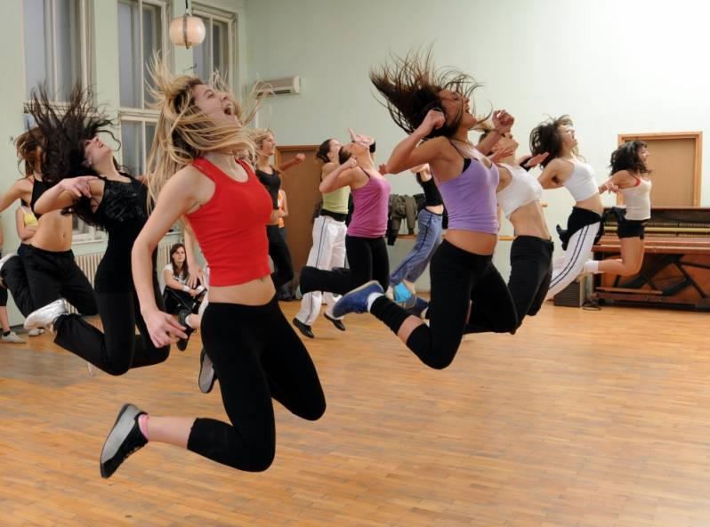 Aula de Dança para Perder Barriga Paulínia - Academia com Aula de Zumba