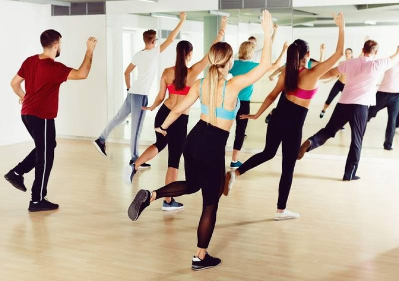 Aula de Dança Paulínia - Aula de Dança para Emagrecer