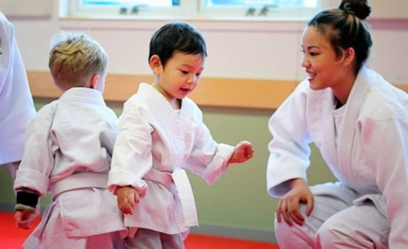 Aula de Judô Infantil Campinas - Aula de Jiu Jitsu para Iniciante