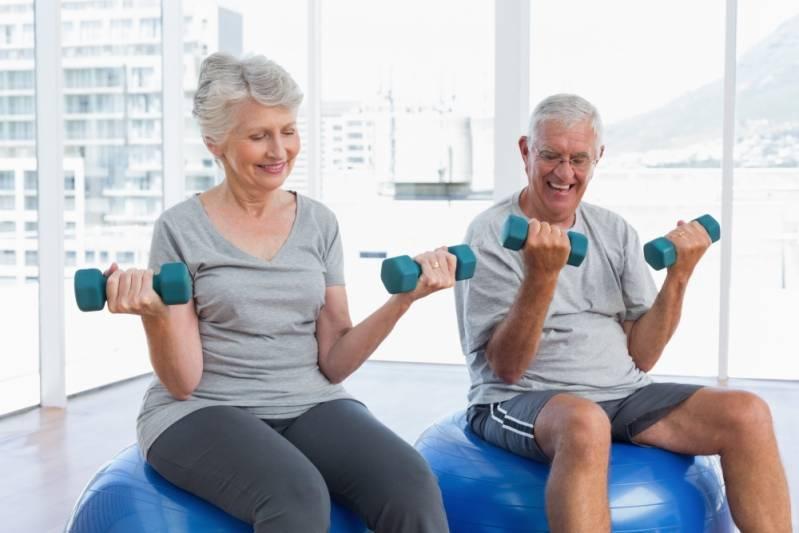 Aula de Musculação para Terceira Idade Barão Geraldo - Aulas de Musculação para Gestantes