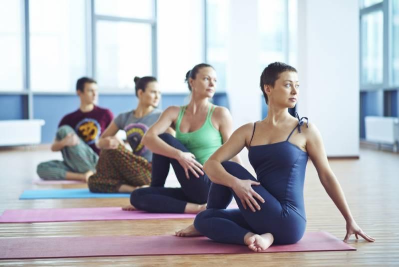Aula de Yoga Preço Barão Geraldo - Aula de Ginástica Localizada