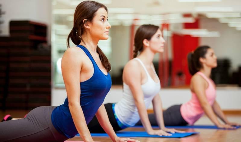 Aula de Yoga Paulínia - Aula de Ginástica Localizada