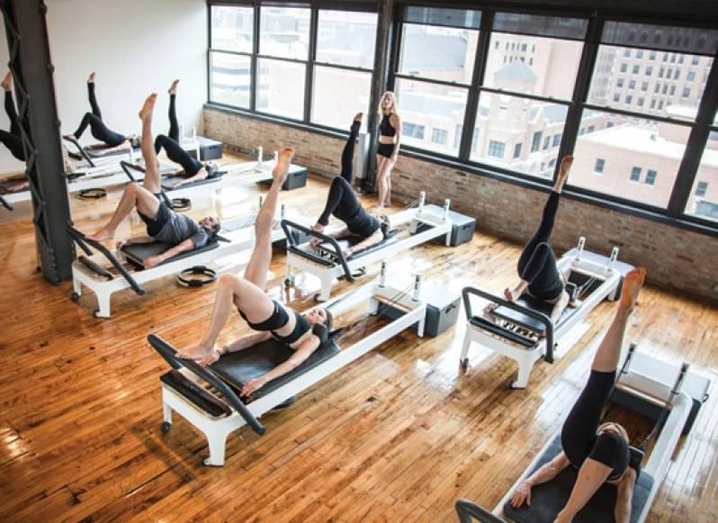 Onde Encontrar Academia com Aula de Pilates Barão Geraldo - Aula de Ginástica Localizada