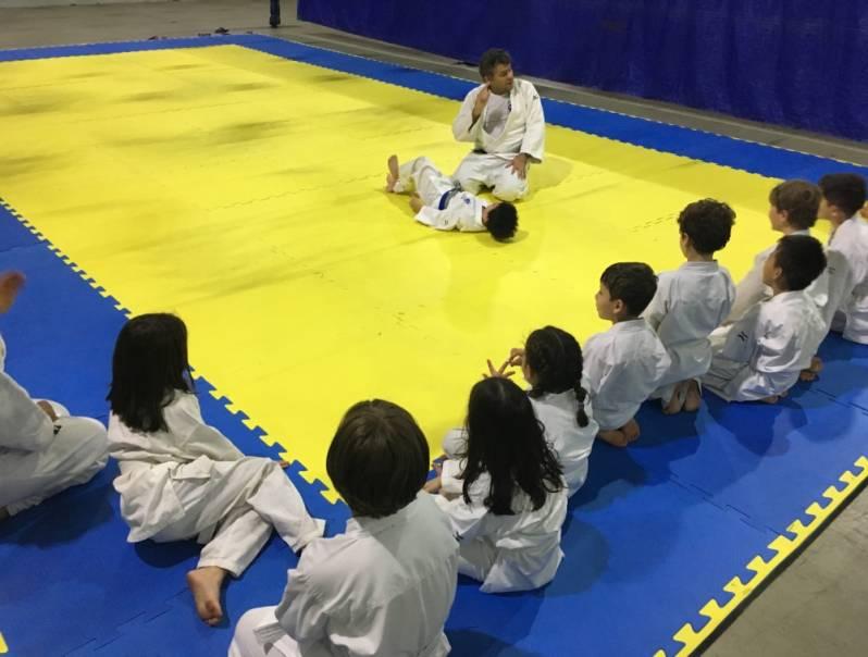 Onde Encontrar Academia de Judô Barão Geraldo - Aula de Jiu Jitsu para Iniciante