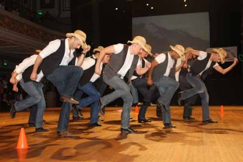 Onde Encontro Academia com Aula de Dança Barão Geraldo - Academia com Aula de Dança de Salão