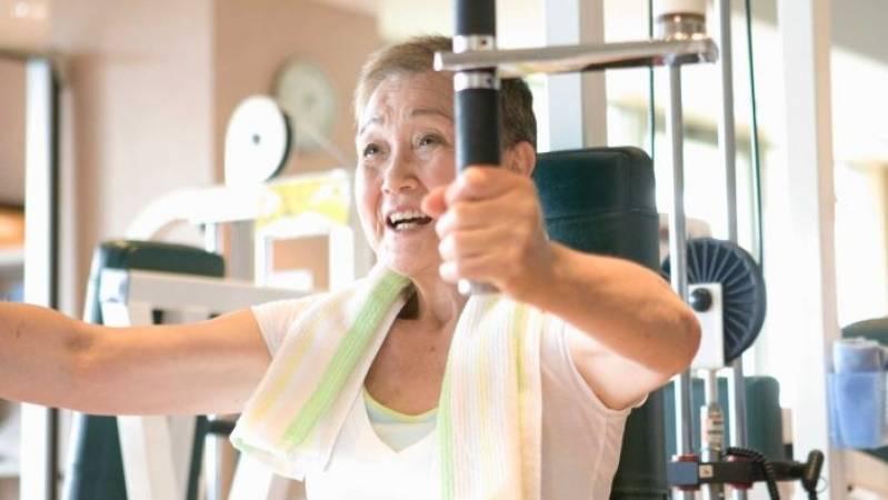 Onde Encontro Aula de Musculação para Terceira Idade Campinas - Aulas de Musculação para Gestantes