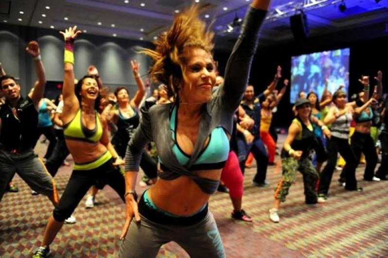 Onde Encontro Aula de Zumba em Academia Paulínia - Aula de Dança para Emagrecer