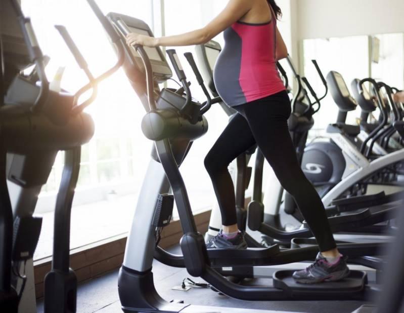 Quanto Custa Aulas de Musculação para Gestantes Campinas - Aulas de Musculação para Gestantes
