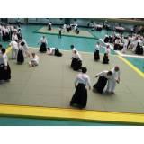 aula de aikido Paulínia