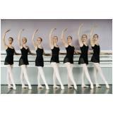aula de ballet clássico Campinas
