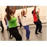 aula de dança para perder barriga preço Campinas