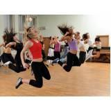 aula de dança para perder barriga Campinas