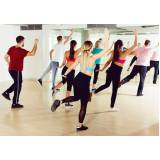 aula de dança Paulínia