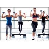 aula de ginástica para emagrecer preço Campinas