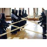 aula de kendo Campinas