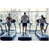 aula de musculação para perder peso preço Paulínia