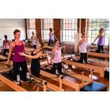 aula de pilates preço Paulínia