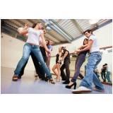 aula para dança de salão preço Barão Geraldo