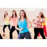 aula para dançar zumba preço Paulínia