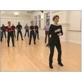 aula de dança para iniciante