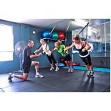aula de musculação para iniciantes
