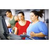 aula de musculação para perder peso
