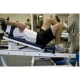 musculação para reabilitação de joelho preço Barão Geraldo