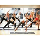 onde encontrar aula de ginástica na academia Barão Geraldo