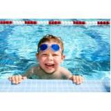 onde encontrar aula de natação para iniciante Campinas
