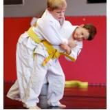 onde encontrar treino de judo infantil Barão Geraldo