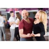 onde encontro aula de dança para casal Paulínia