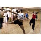 onde encontro aula de dança Paulínia