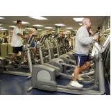 onde encontro aula de musculação para perder peso Paulínia