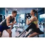 quanto custa aula de musculação para iniciantes Campinas